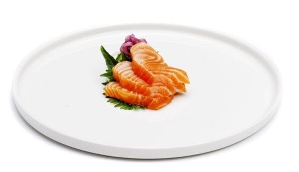 Salmon sashimi big