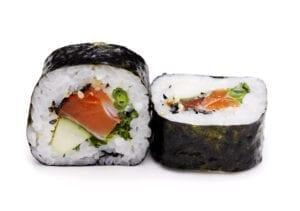 Lime salmon futo N/A