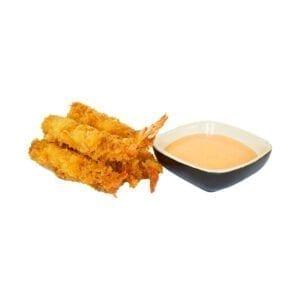 Tiikerirapu tempura